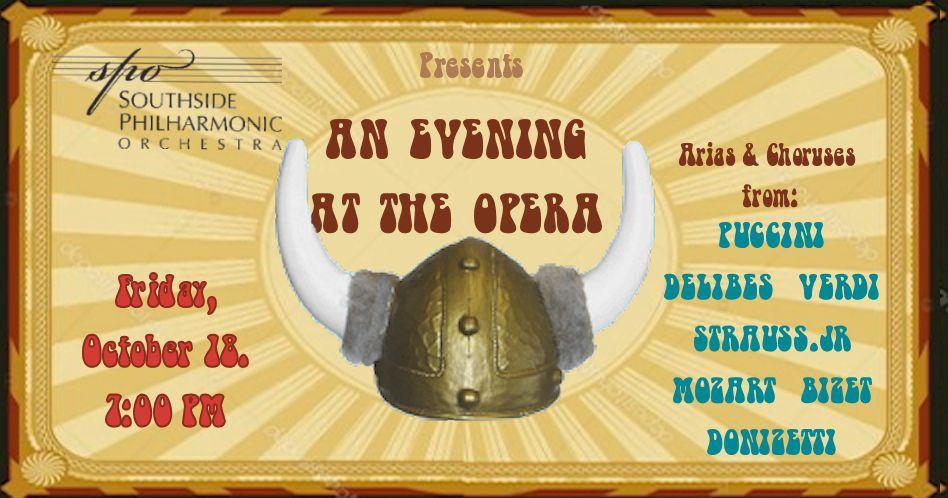An Evening At The Opera